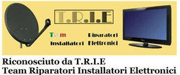 T.R.I.E.  team riparatori installatori elettronici in tutto il territorio italiano