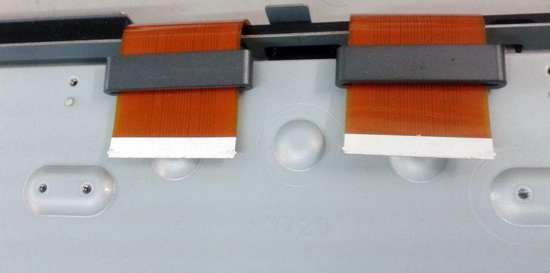 Pannelli lcd usati per tv